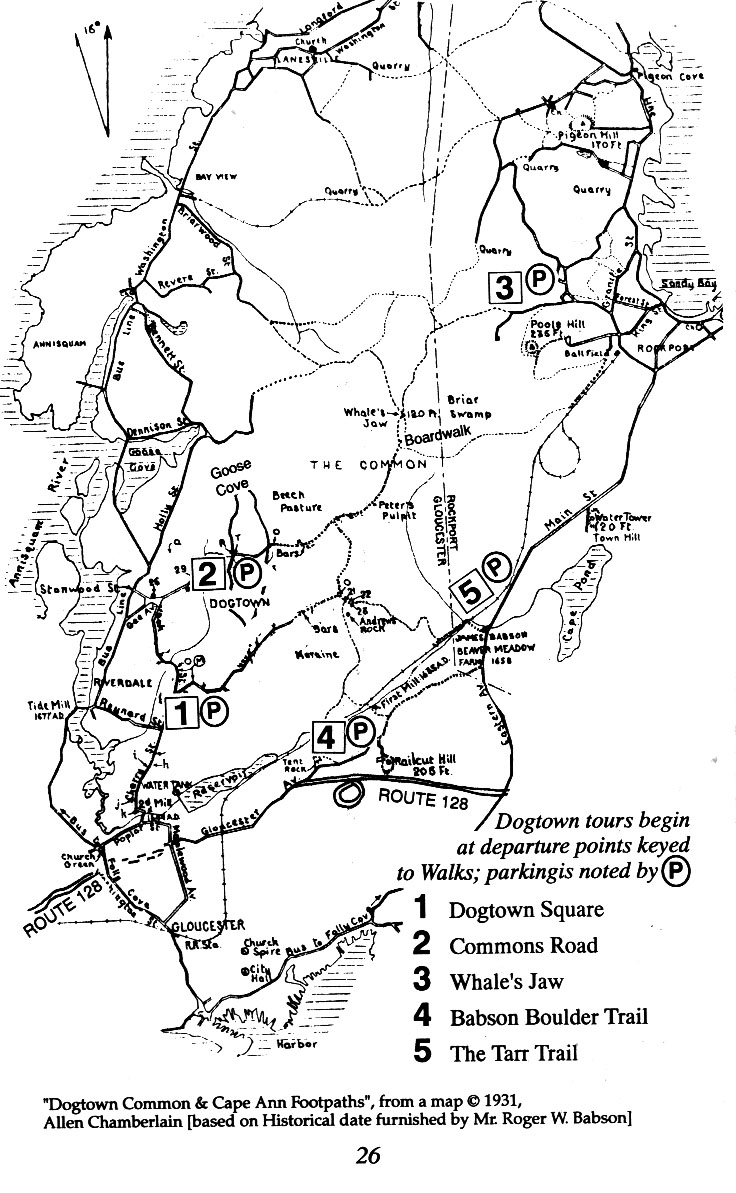 New England Trail Directory