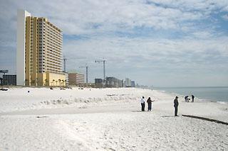 K Tori's Panama City Beach beach at the Panama City Beach